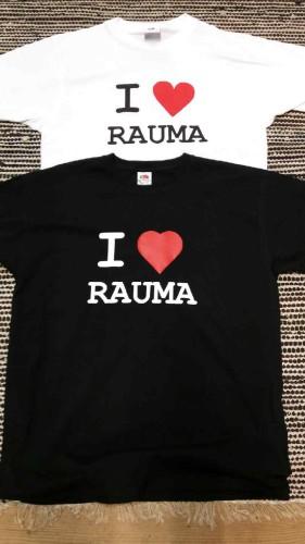 I love Rauma